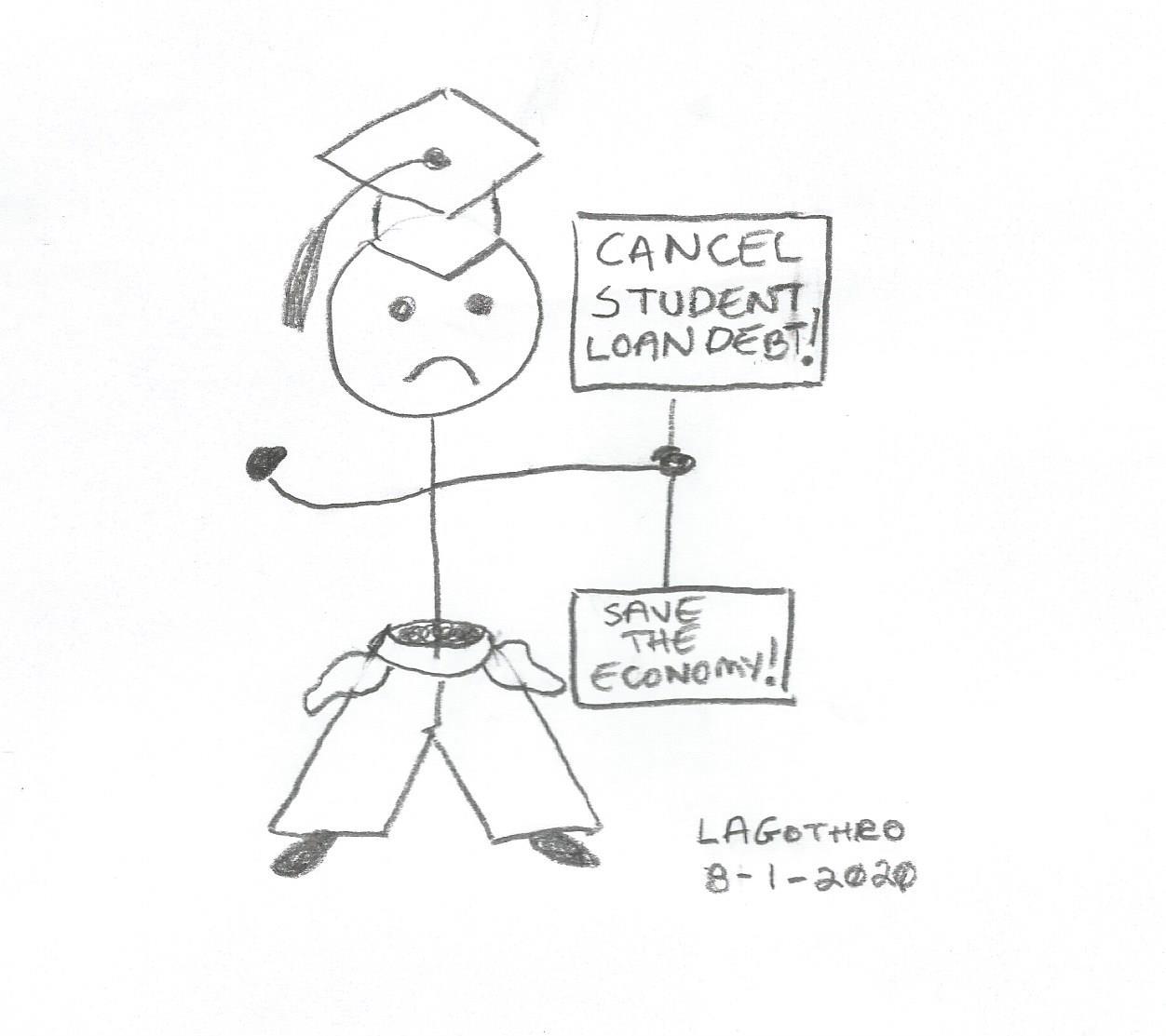 CancelStudentDebt.Graphic